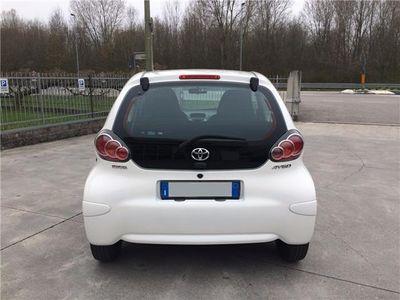 usata Toyota Aygo 1.0 12V VVT-i 3 porte Active