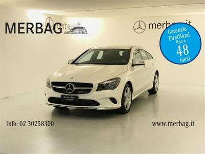 usado Mercedes CLA200 d S.B. Automatic Business