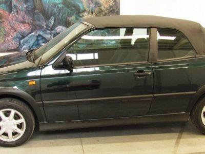 usata VW Golf Cabriolet 1.6 cat Avantgarde