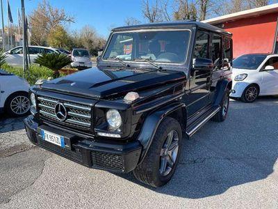 usata Mercedes G350 CDI AMG Visibile In sede - Tagliandi Mercedes