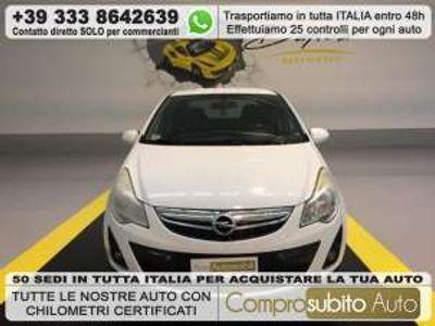usata Opel Corsa 1.2 5 porte Cosmo Benzina