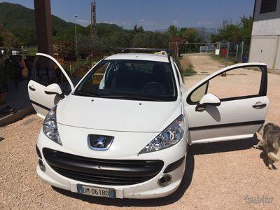 usado Peugeot 207 van 1.4 diesel