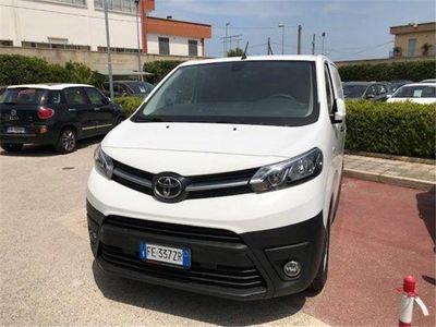 usata Toyota Proace 1.6D 115CV S&S PL-TN Furgone 3p.10q Comfort del 2016 usata a Bari