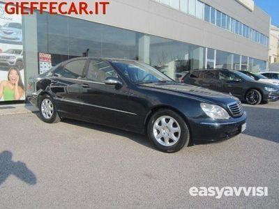 usata Mercedes S320 4 porte Automatica