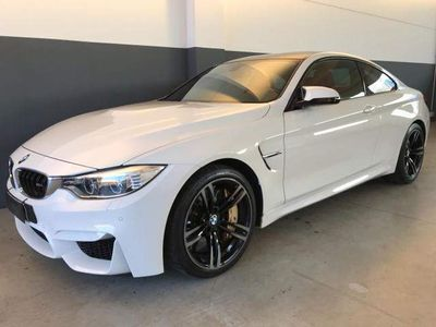 usata BMW M4 Coupé DKG Carboceramic Pelle Rossa Led Carbonio