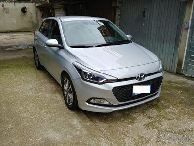usata Hyundai i20 1.2 85CV DEL 2016 - 58 MILA KM