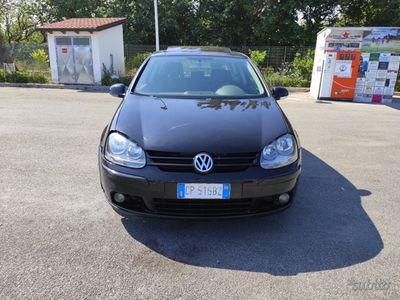 usata VW Golf V serie 2.0 Diesel 140CV tetto apribile