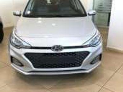 usata Hyundai i20 1.2 5 porte Connectline Benzina