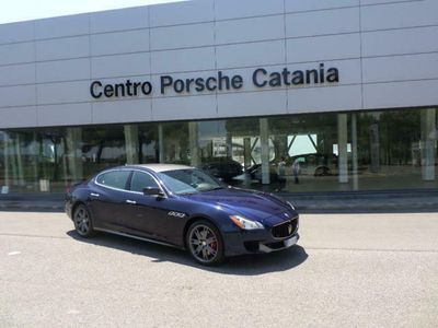 usata Maserati Quattroporte 3.0 V6 Diesel 275 CV