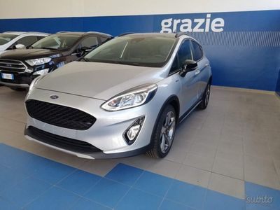 used Ford Fiesta Active 1.0 Ecoboost Start&Stop