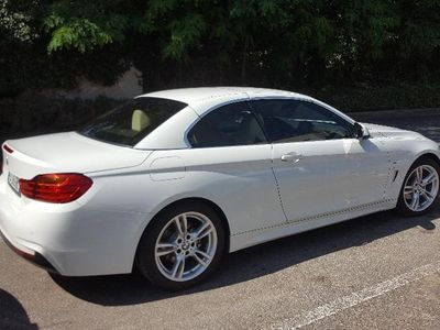 usata BMW 420 Serie 4 Cabrio(F33) Cabrio Msport