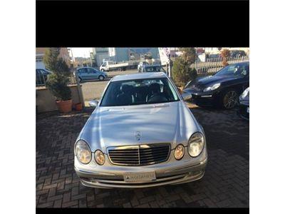 usata Mercedes E270 CLASSE ECDI cat Avantgarde