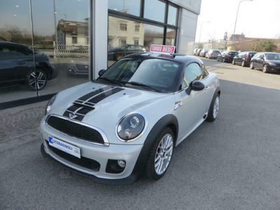 used Mini Cooper SD Coupé COOPER SD 6m. JCW