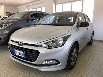 used Hyundai i20 i201.2 84 CV 5p. Blackline