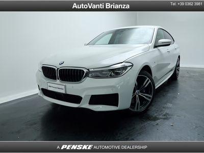 usado BMW 630 d xDrive 249CV Gran Turismo Msport