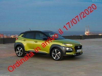 usata Hyundai Kona 1.6 CRDI 136 CV 4WD DCT XPrime