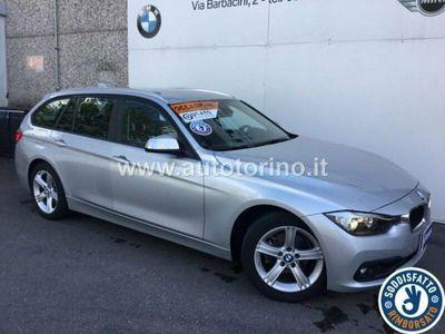 used BMW 316 Serie 3 Touring d Business Advantage aut. del 2016 usata a Parma