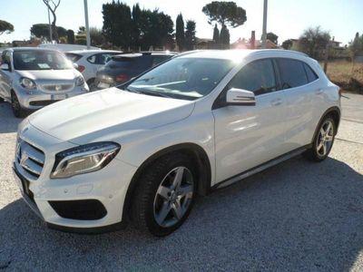 usata Mercedes GLA200 Classe GLACDI Automatic 4Matic Premium
