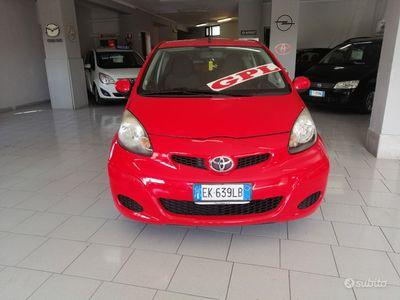 usata Toyota Aygo 1.0 GPL Km 85000 - Nuova