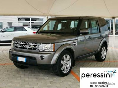 used Land Rover Discovery 4 4 3.0 TDV6 SE