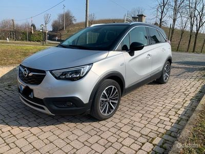 usata Opel Crossland X 1.2 benzina 130cv ULTIMATE