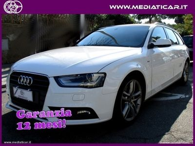 usata Audi A4 Avant 2.0 TDI 177 CV mult. Ambiente