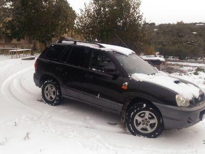brugt Hyundai Santa Fe 1ª serie - 2002