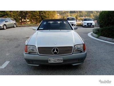 used Mercedes SL500 -32 cat