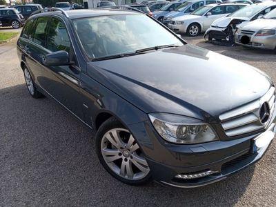 usata Mercedes C250 ClasseCDI AVANGARDE AUT.CA SW – 2010