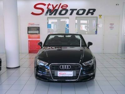 usata Audi A3 Cabriolet 2.0 TDI CLEAN DIESEL S TRONIC AMBITION