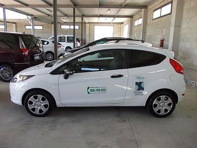 usata Ford Fiesta 1.4 TDCI 68CV VAN 3P 2 POSTII