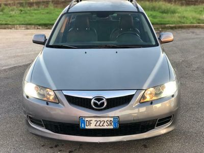 usata Mazda 6 MY'06 2.0 CD 16V 143CV Wag. L