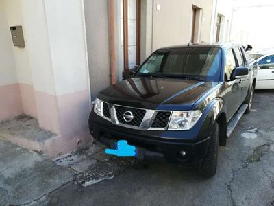 usata Nissan Navara 2.5 dCi 4 porte Double Cab Sport
