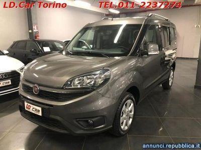 usata Fiat Doblò 1.4 T-JET 120 CV Lounge Benzina