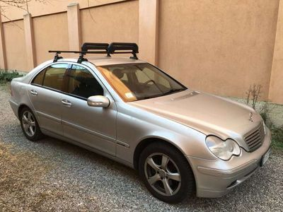 usata Mercedes C240