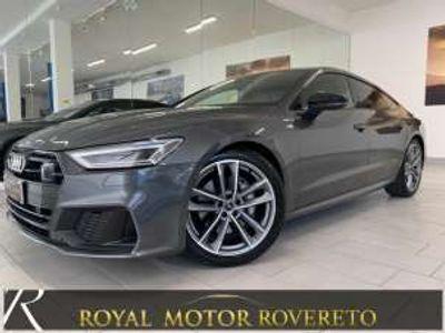 usata Audi A7 SPB 50 3.0 TDI quattro tiptronic S-Line Int/ext !! Elettrica/Diesel