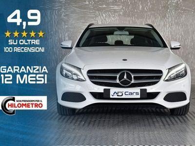 brugt Mercedes C220 d SW Automatic Sport - GARANZIA 24 MESI
