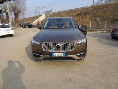 brugt Volvo XC90 T6 AWD Geartronic Inscription