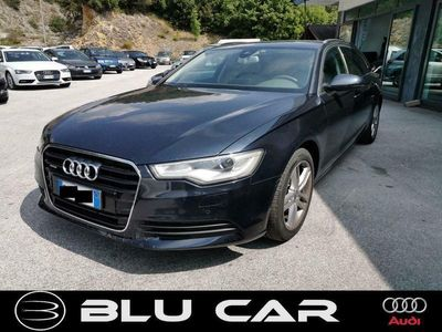 used Audi A6 Avant 3.0 TDI 245CV qu. S tr Advanced