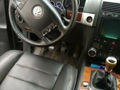 usata VW Touareg 2.5 R5 TDI DPF Exclusive