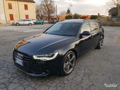 second-hand Audi A6 3.0 diesel