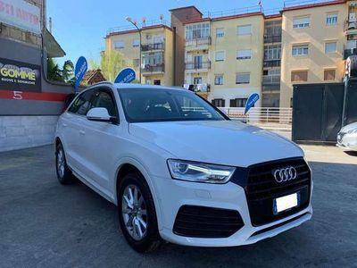 usata Audi Q3 2.0 TDI 120 CV S tronic automatic 2018