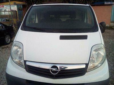 used Opel Vivaro -