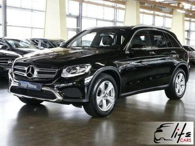second-hand Mercedes GLC220 d 4Matic Exclusive tetto navi pdc 2018