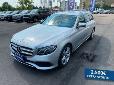 usata Mercedes E220 Classe E ESW 220 d Business Sport auto