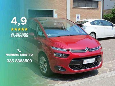 usata Citroën C4 Picasso 1.6 e-HDi 115 ETG6 Intensive UNICO PROPRIETARIO!!!