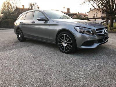 usata Mercedes C200 cdi Bluetec