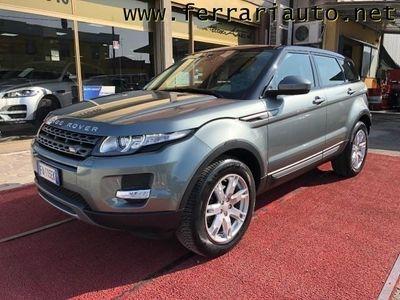 usado Land Rover Range Rover evoque 2.2 TD4 5p. Pure Tech Automatica Gar. Approved 24m