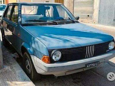 usata Fiat Ritmo del 85 benzina in buone condizioni