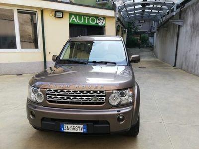 używany Land Rover Discovery 4 3.0 TDV6 HSE